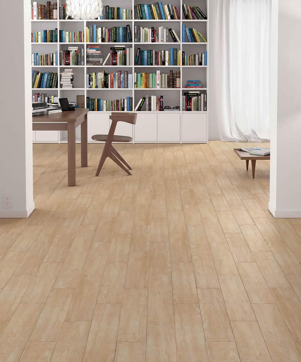 Gres porcellanato effetto legno 1 scelta da 9 mq quinta strada - Schemi di posa piastrelle effetto legno ...
