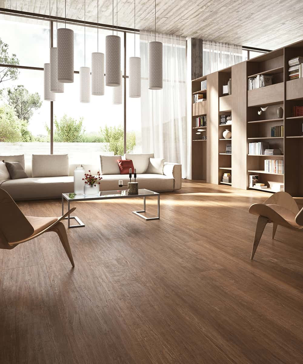 Gres porcellanato effetto legno 1 scelta da 9 mq quinta strada - Calcolo mq piastrelle ...